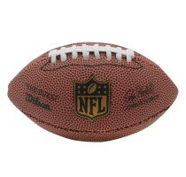 Wilson NFL Mini American Football Tan