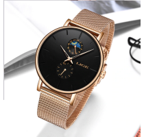 LIGE Womens Watches Top Brand Luxury