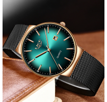 LIGE 2020 Brand Luxury Women Watches Fashion Quartz Ladies Watch