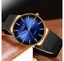 LIGE Brand Luxury Women 2020 Watches Fashion Quartz Ladies